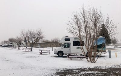 Mobile Biosphere Day 21: What I've learned living in an RV