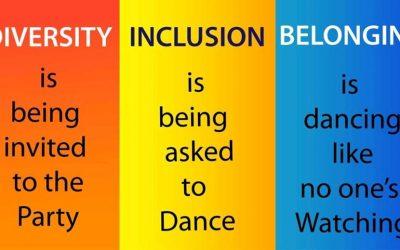 A Culture of Belonging.