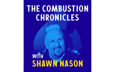 The Combustion Chronicles with Shawn Nason